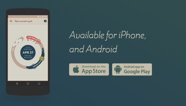 Download Clue Period Tracker app