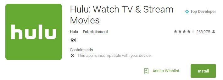 Hulu Watch TV & Stream Movies