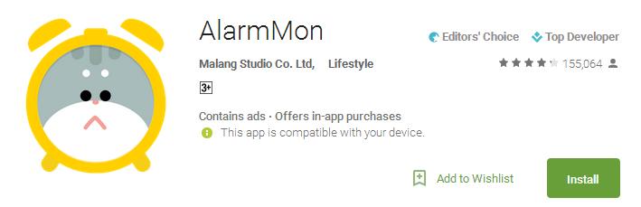 AlarmMon App