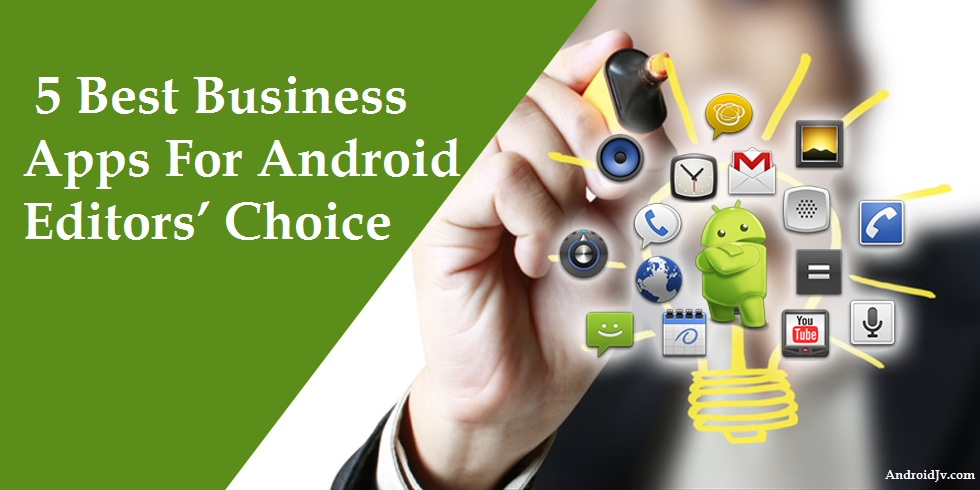 best business apps for android