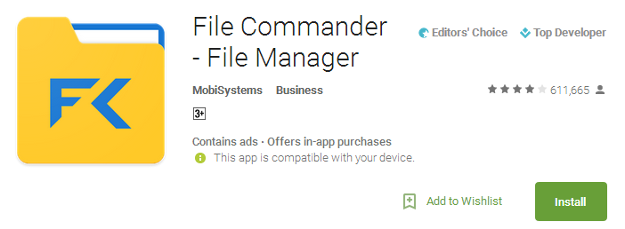 File Commander - File Manager App
