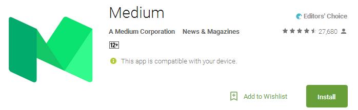 Medium Apps