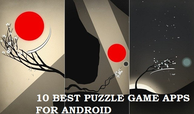 10 BEST PUZZLE GAME APPS FOR ANDROID