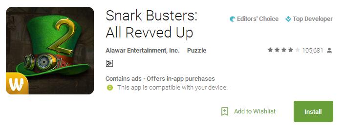 Snark Busters App