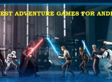 7 BEST ADVENTURE GAMES FOR ANDROID
