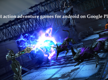 7 BEST ACTION ADVENTURE GAMES FOR ANDROID