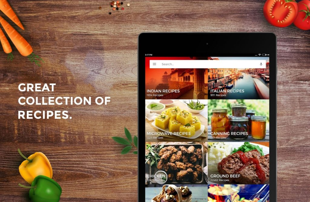 Best Recipe Book Apps
