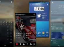 best weather apps and weather widgets