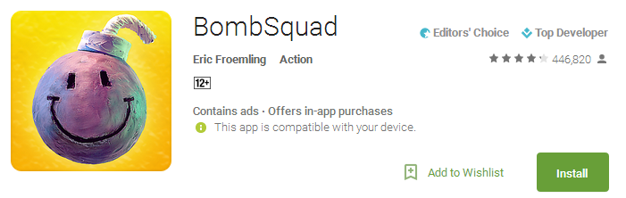 BombSquad App