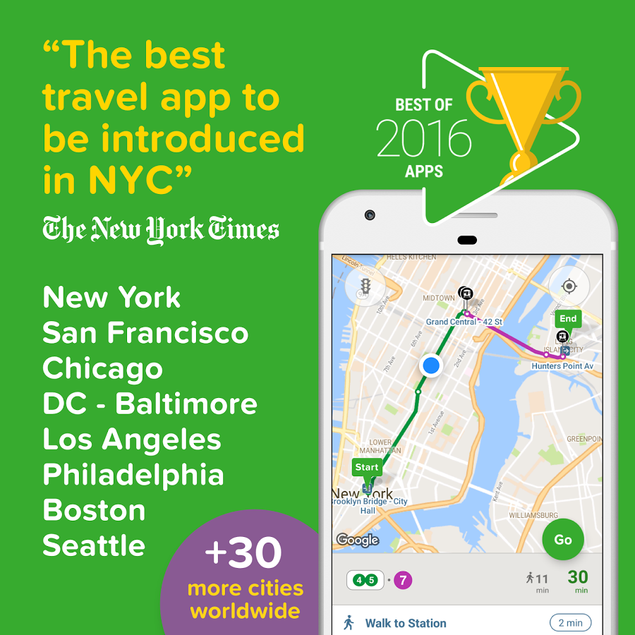 Citymapper App Android Free Download