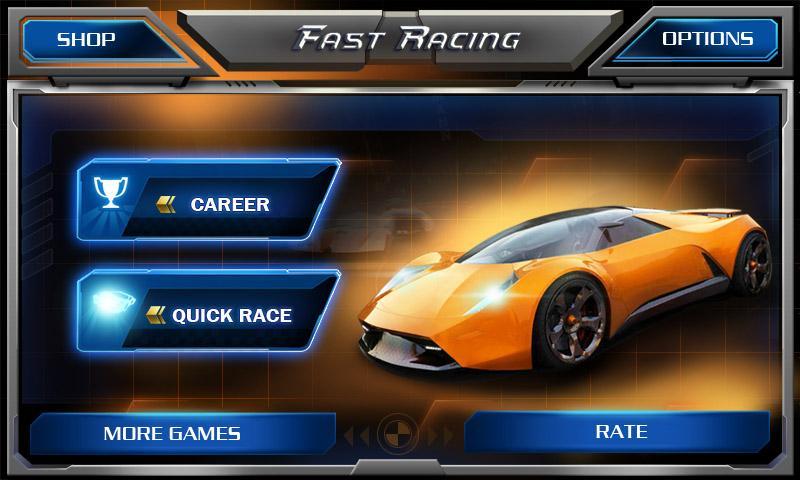 Fast Racing 3D - Racing Games Online