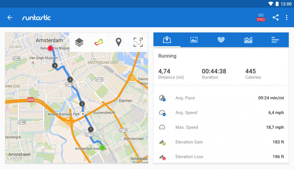 Runtastic Apps Download