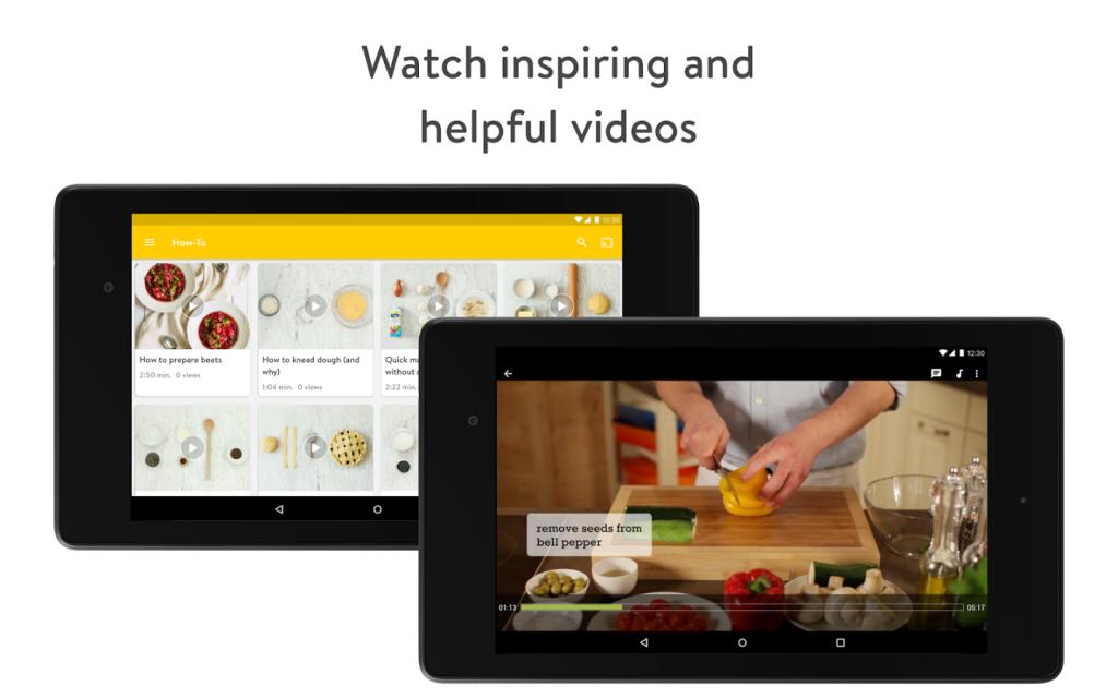 Top Kitchen Stories Apps