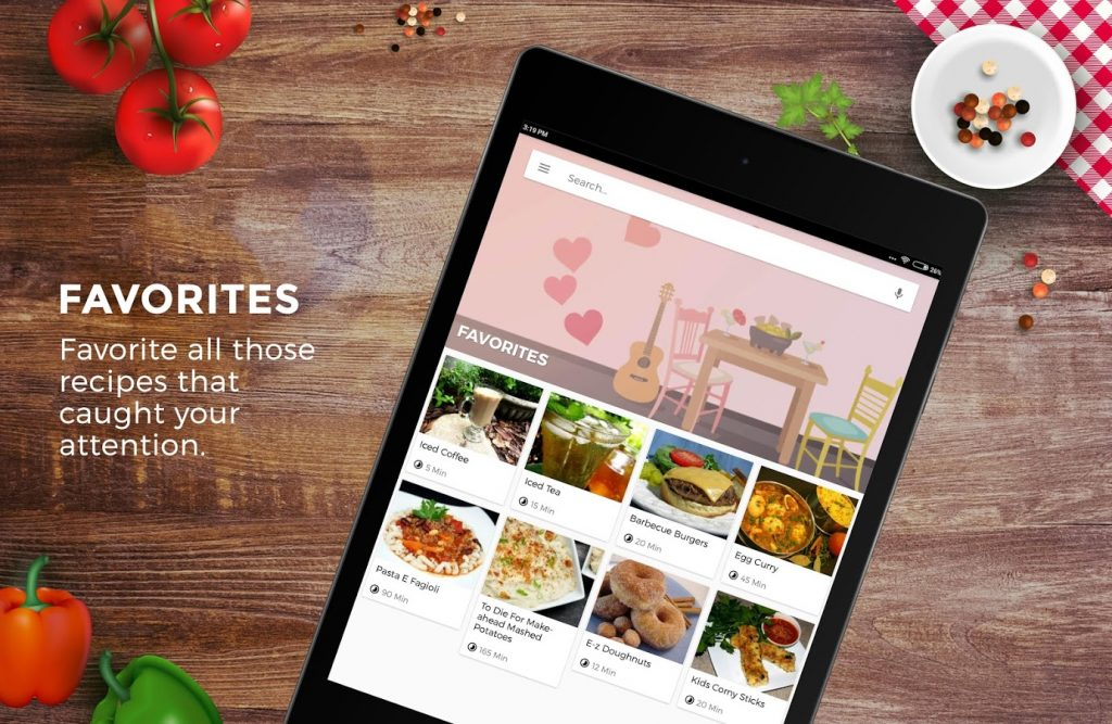 best cooking apps and recipe apps