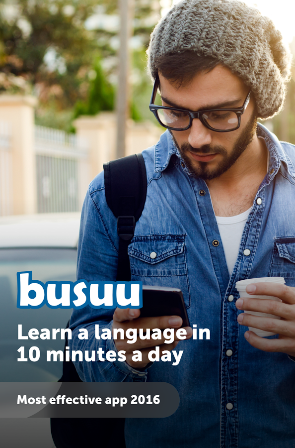 busuu - Easy Language Learning App