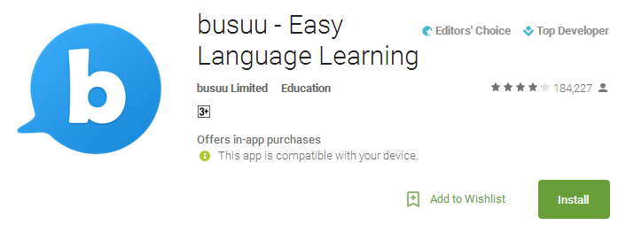 busuu - Easy Language Learning