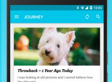 journey app for chrome