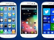 Top launchers for android