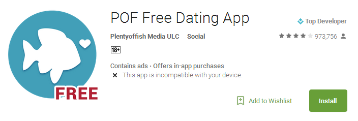 Download POF Free Dating App