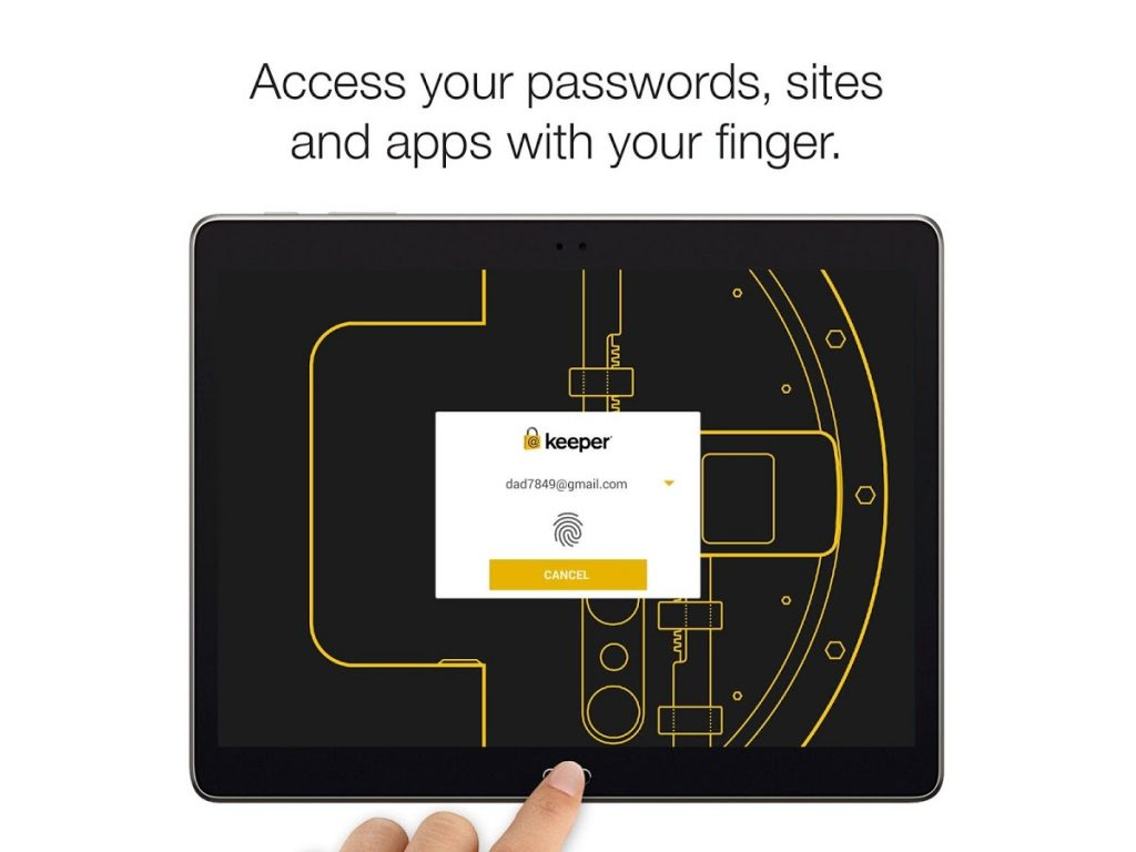 Keeper App Password Manager & Digital Vault