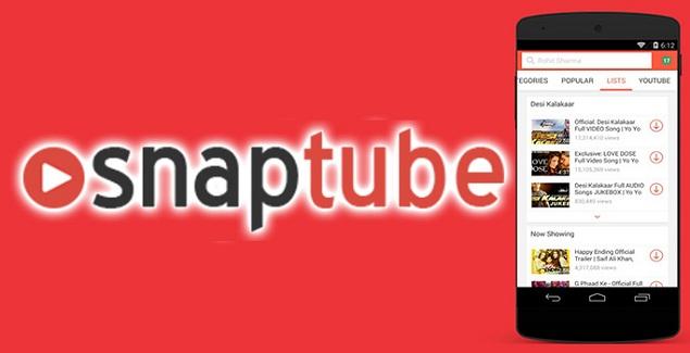 Best Snaptube App
