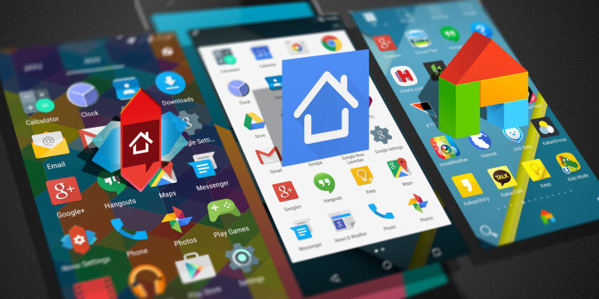 Best Launchers For Android Apps