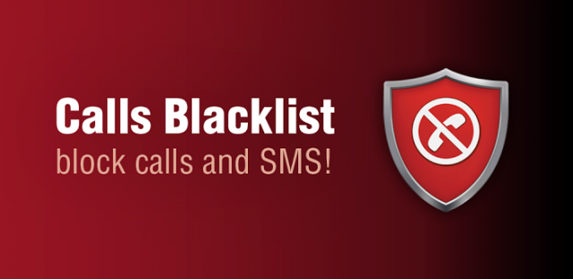 call blocker Android Apps