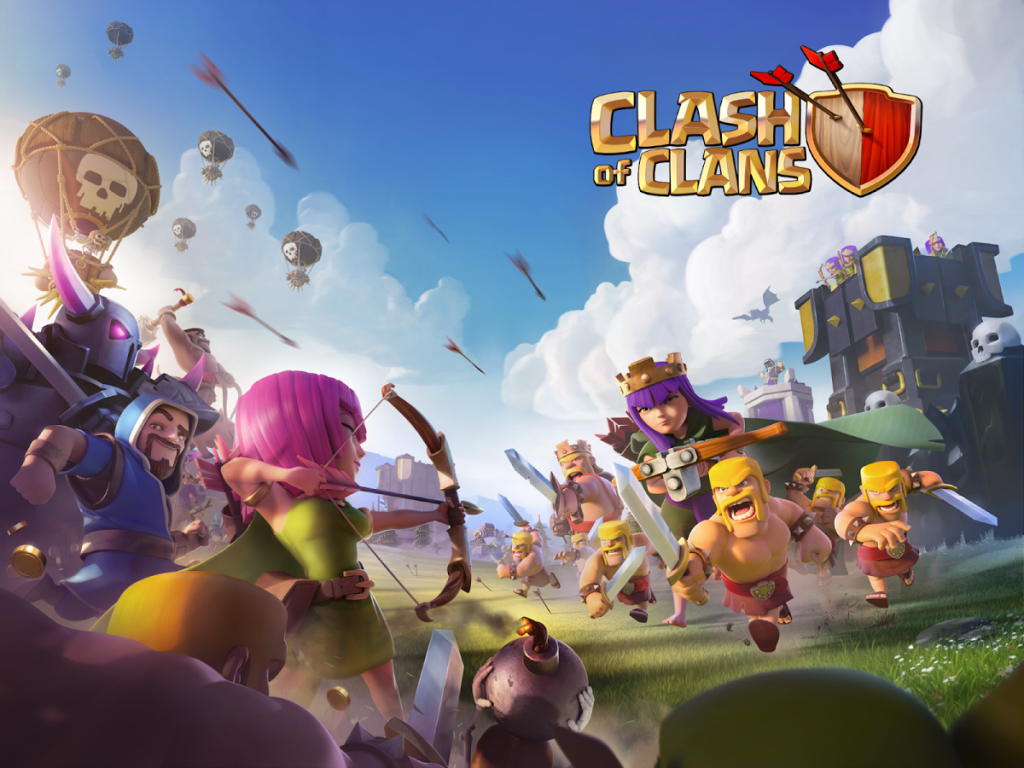 android clash of clans cheat