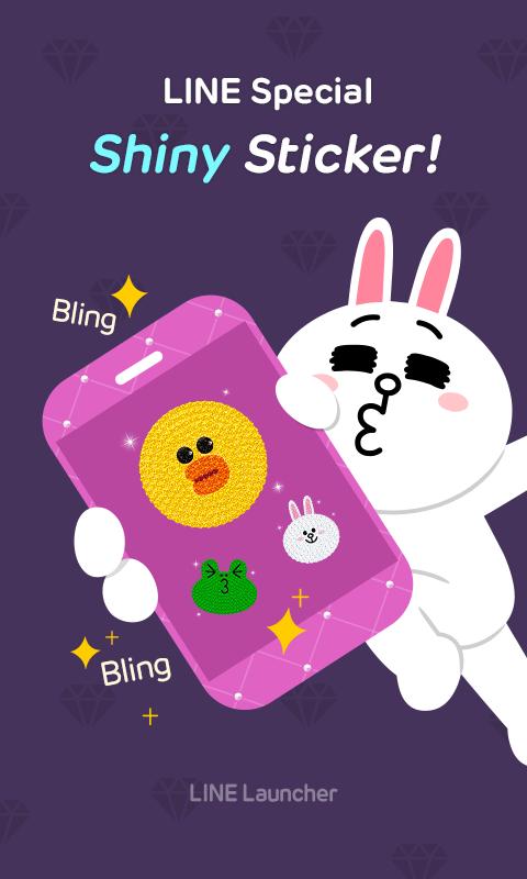 LINE Launcher App