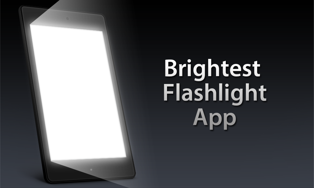 Flashlight App LED Light