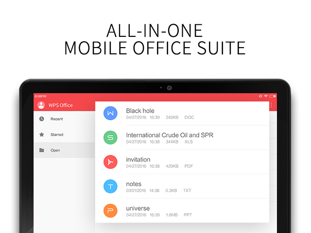 wps office download for android