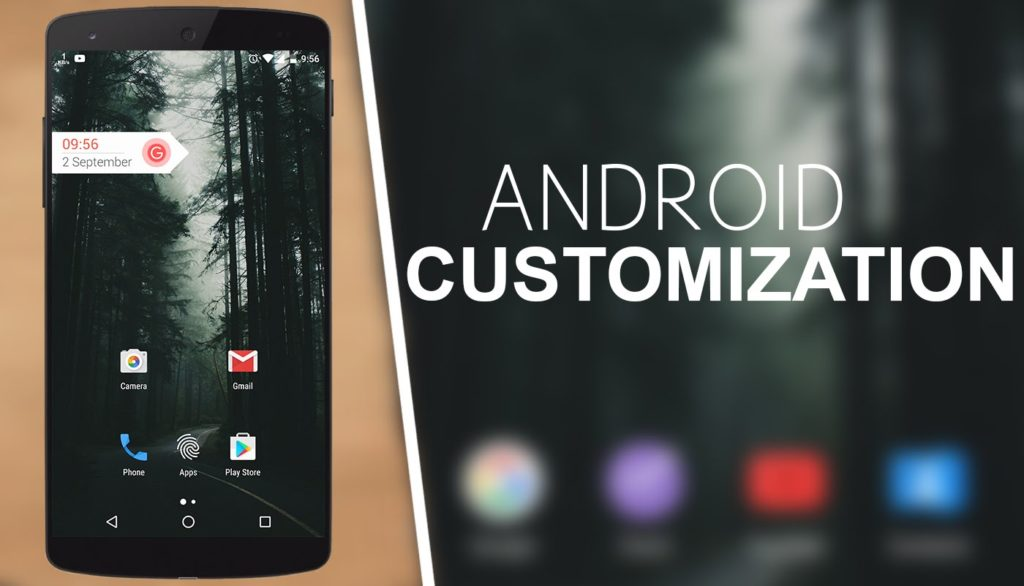 5 best apps for phone customization