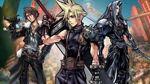 Final Fantasy Game App