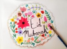 eid message cards