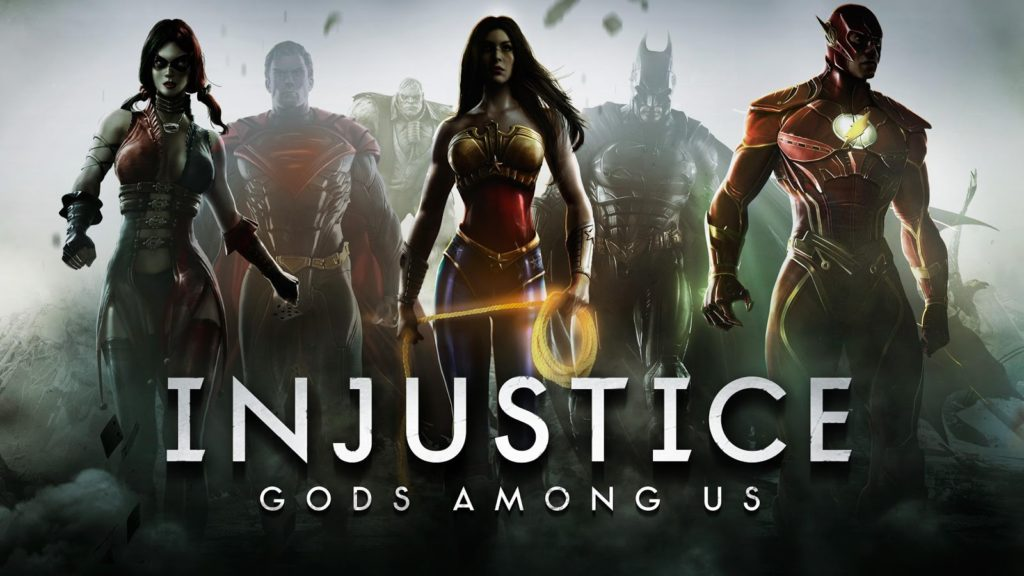 Injustice 2 - Gods Among Us