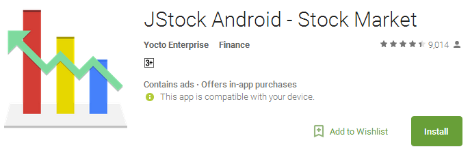 JStock Android - Stock Market