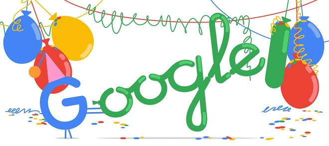 Say Google birthday
