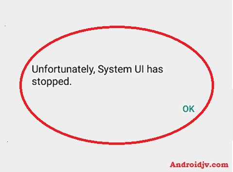 System UI is not working
