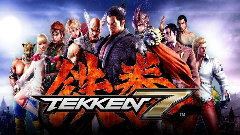 Tekken 7 Games