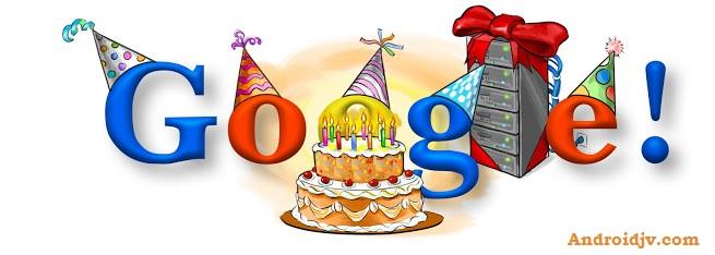 When is Google Birthday