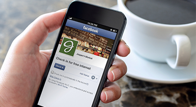 how to find friends on facebook near you