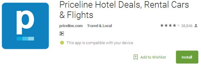 Priceline Hotel Deals - Rental Cars & Flights