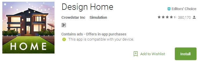 Design Home - Furniture apps