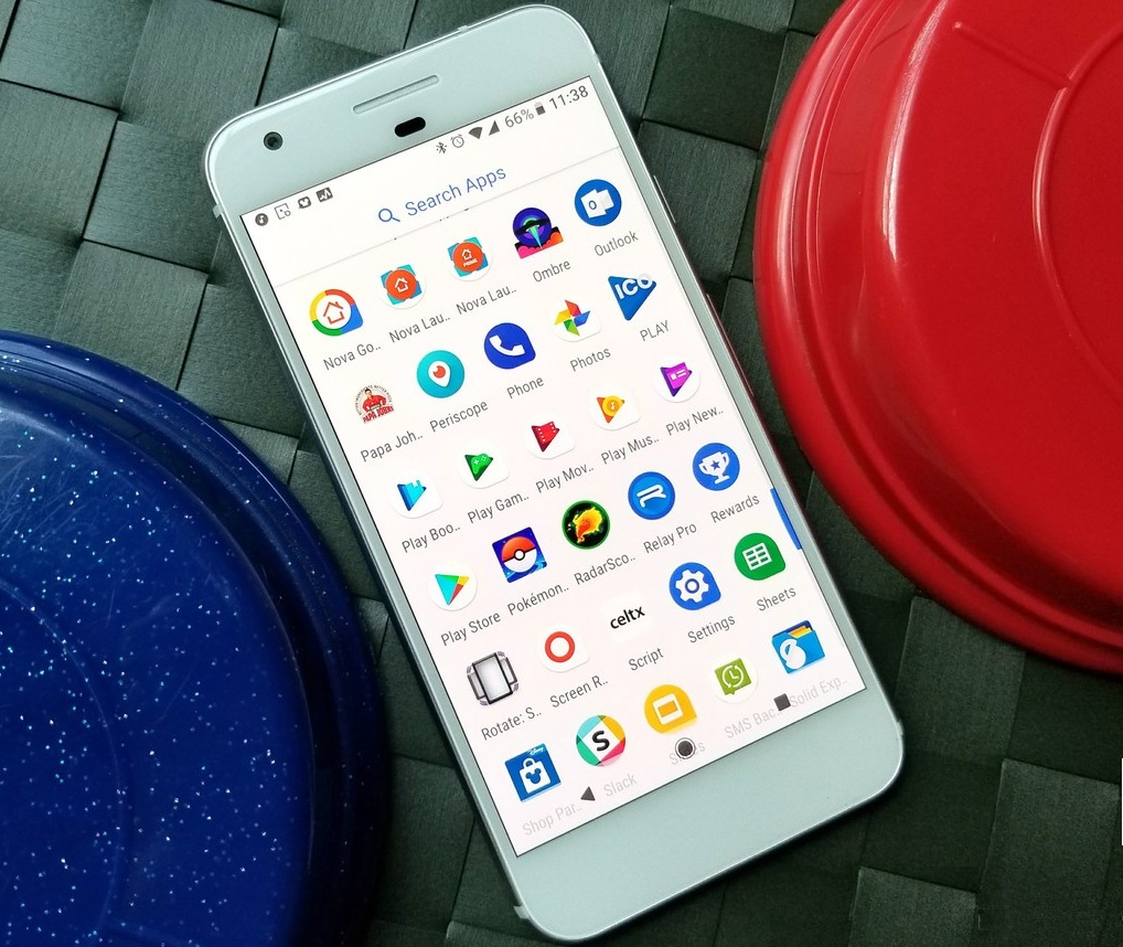 android app icons Adaptive