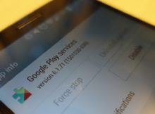 installing Google Play Services