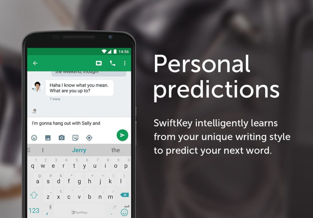 SwiftKey Keyboard for free