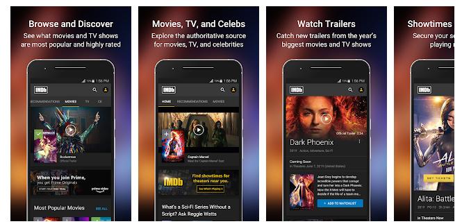 IMDb Movies & TV App