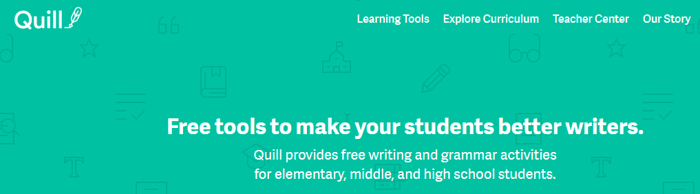 Quill grammar learning