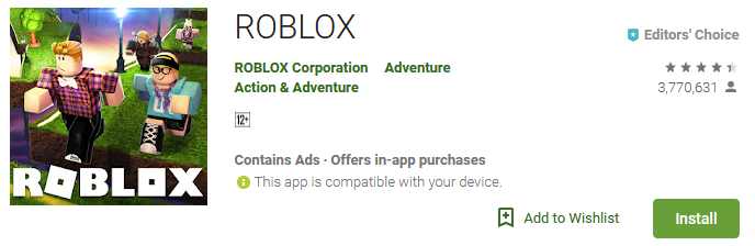 ROBLOX - Action & Adventure