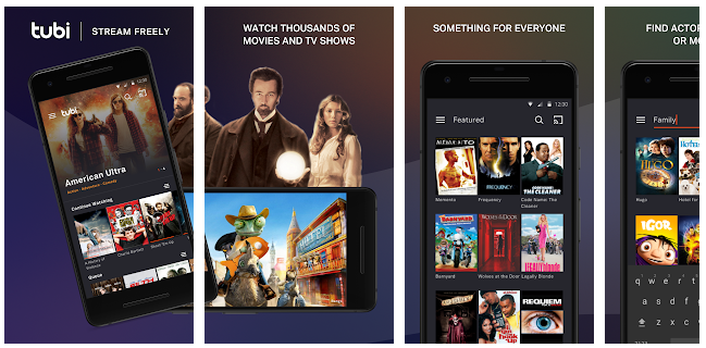 Tubi - Free Movies & TV Shows App